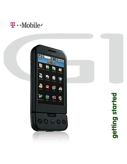 t-mobile g1 google phone htc dream android manual getting started