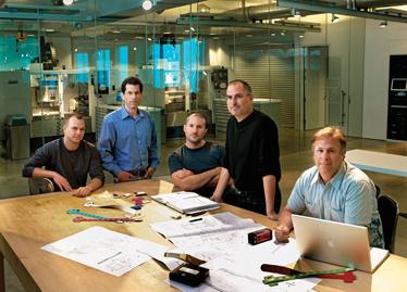 apple ipod team