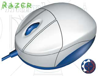 Razer Mamba Gaming Mouse