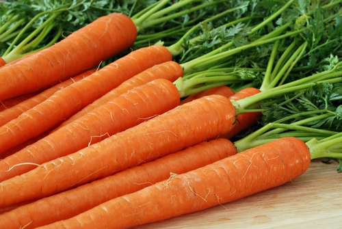 Increase Vitamin A Intake in Your Diet