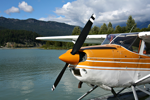 British Columbia Seaplane Adventure