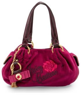 Juicy Couture Velour Tassel Baby Fluffy