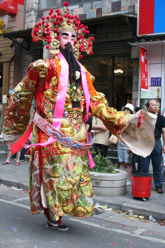 Keelung City's Mid-Summer Ghost Festival