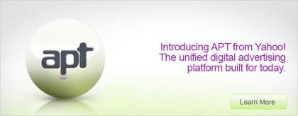 yahoo apt ad platform