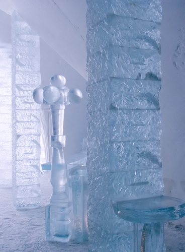 Visit an Ice Hotel