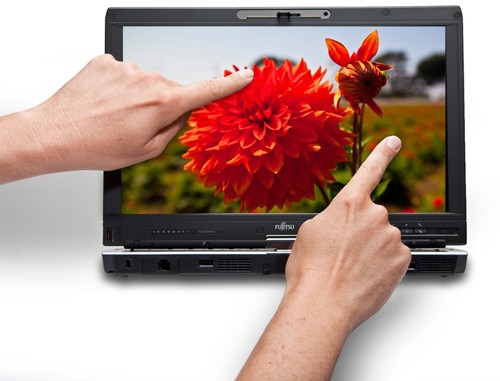 Fujitsu Lifebook T5010 Tablet PC with Multitouch Display