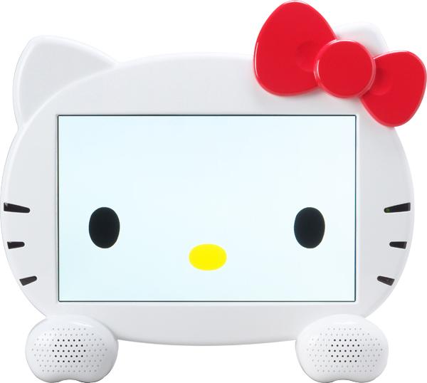 Hello Kitty LCD TV