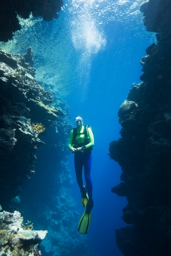 Ten Best Places For Scuba Diving