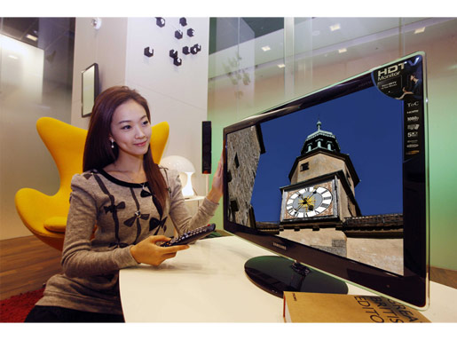 Samsung P2770 widescreen hd monitor