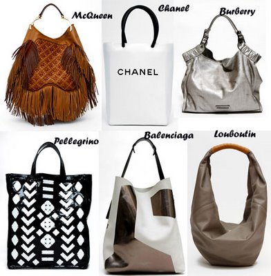 Summer 2009 Handbag Trends