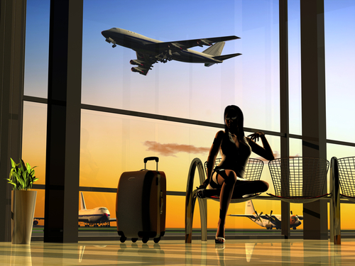 What to Do When Stranded at the Airport