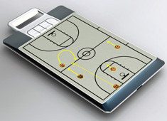 E-Ink Electronic Playboard
