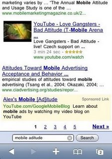 google adwords for mobiles with full internet browsers