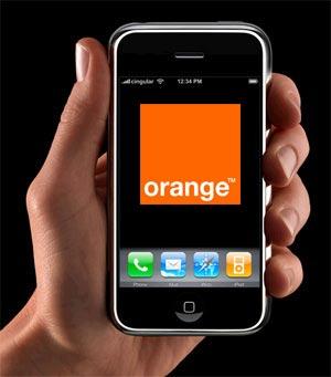 iphone orange in france