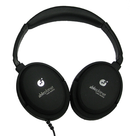 Able Planet NC300B Headphones