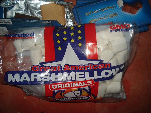 gmo free marshmallows