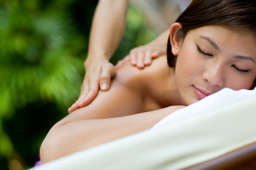 How to Give a Relaxing Back Massage