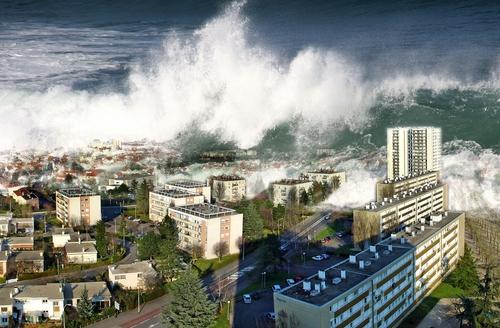 What is a Tsunami? | iFlood