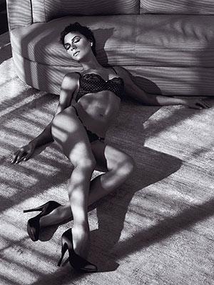 Victoria Beckham for Emporio Armani