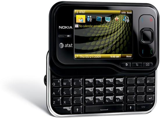 Nokia Surge on AT&T
