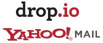Dropio Yahoomail Logo