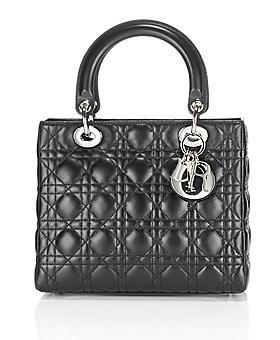 Dior lady handbag