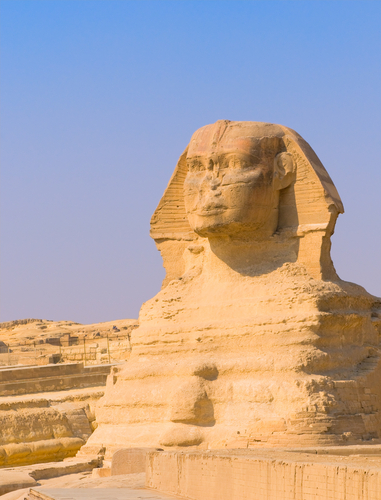 Cairo: The Pyramids, Sphinx and Saqqara