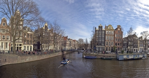 Getting Around Amsterdam