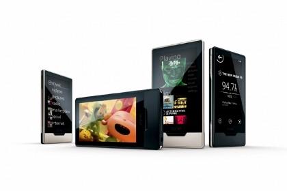 Microsoft Zune HD MP3 player