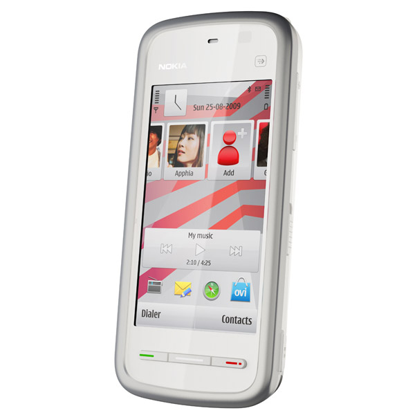 Nokia 5230 Touch Phone