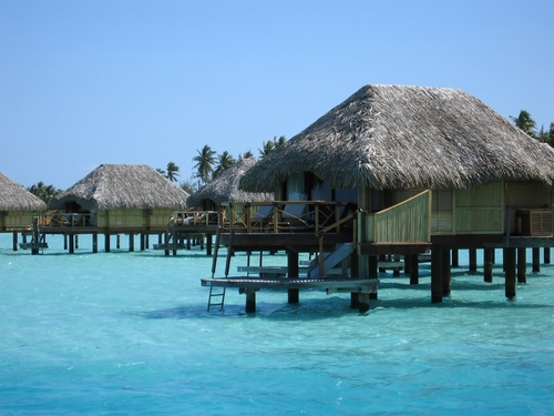 Honeymoon in French Polynesia