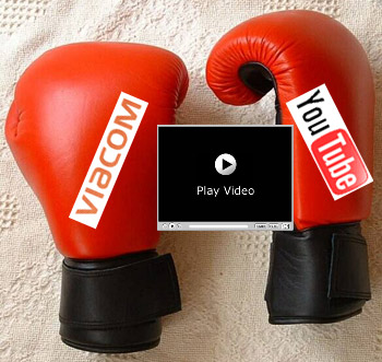 viacom youtube battle
