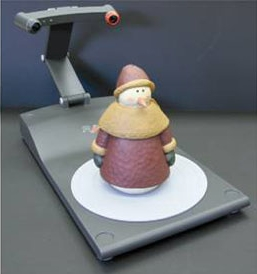 realview 3d scanner