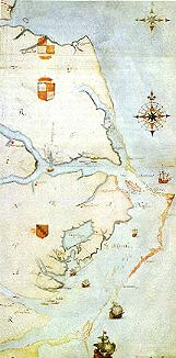 The Lost Colony of Roanoke Island