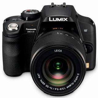 Panasonic Lumix DMC-L-10 camera