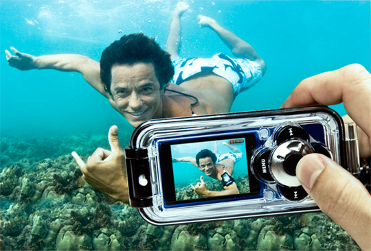 H2O Audio iPod Nano casing
