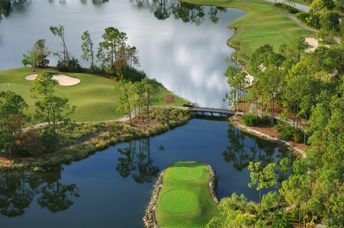 Florida golf course
