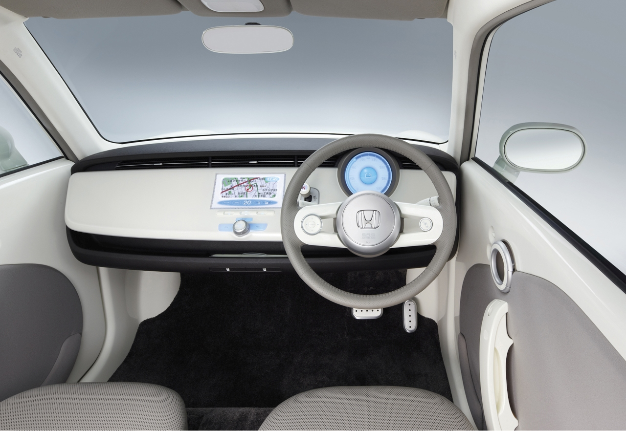 Honda EV-N Concept Car