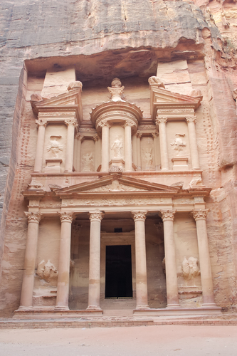 Petra, the National Treasure of Jordan