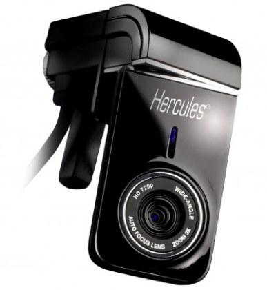 Hercules Dualpix 720p webcam