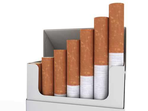 Price of Gauloises in United States
