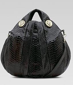 Gucci Python Hysteria Bag
