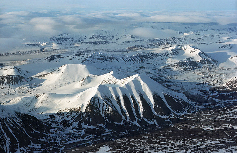 Svalbard, Norway:  The World's Northernmost Tourist Haven