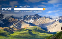 Bing Site