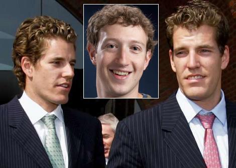 winklevoss twins and zuckerberg