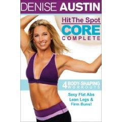 Denise Austin Hit the Spot - Core Complete