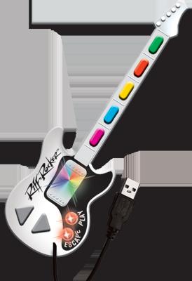 Riff Rocker USB guitar
