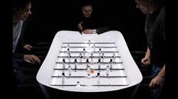 11 Foozball Table