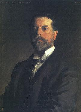 John Singer Sargent Portrait
