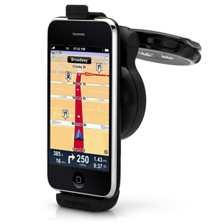 TomTom iPhone Car Kit